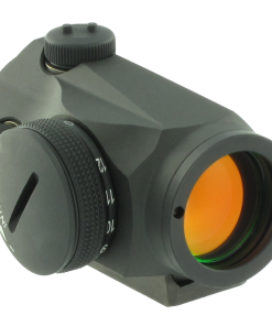 Aimpoint T-1 4MOA low right side