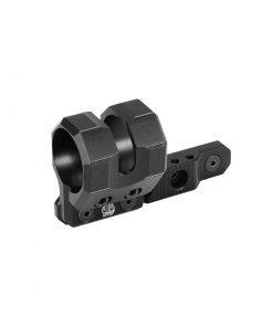 UTG Leapers Keymod Offset Flashlight Ring Mount