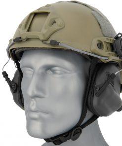 Opsmen Earmor M31H mounted side