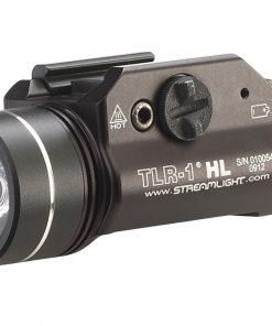 Streamlight TLR1-HL 800lumen blk