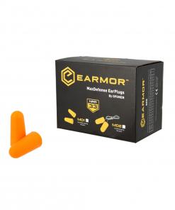 Earmor M01 MaxDefense Foam EarPlugs - Bulk