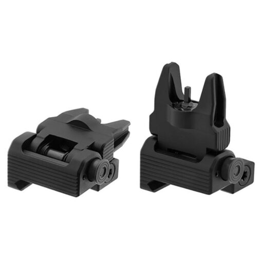 UTG ACCU-SYNC® Spring-Loaded AR15 Flip-up Front Sight