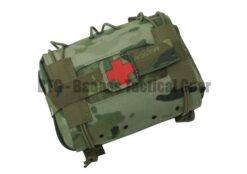 BTG SSP IFAK V2 Lasercut Medic Pouch